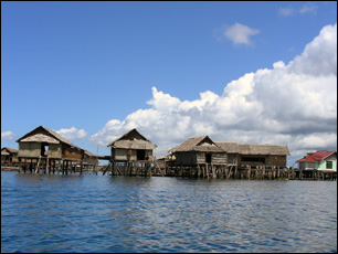 Fadhila Cottages, Togian Islands, Sulawesi